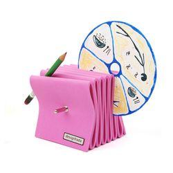 Eva(에바)CD홀더-Pink