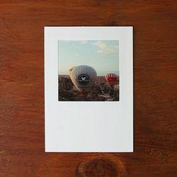 4x4 포토박스-리필(화이트)