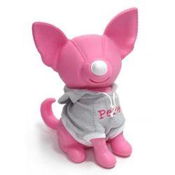 티셔츠 강아지 저금통 - PEPE(핑크)
