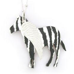 The Last unicorn 목걸이(white)