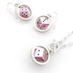 pink dice 세트