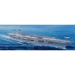 [일본GSI정품 접착제 증정] U.S. CVN-68 Nimitz aircraft carrier 1975(니미츠 항공모함-1:350스케일)
