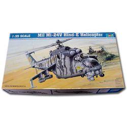 Mil Mi-24V Hind-E Helicopter(하인드-E 헬리콥터-1:35스케일)