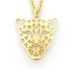Leopard 목걸이