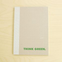 THINK GREEN NOTE(L)