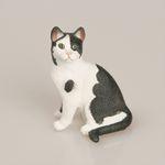 [sl13637] 앉아 있는 고양이