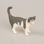 [sl13638] 서 있는 고양이