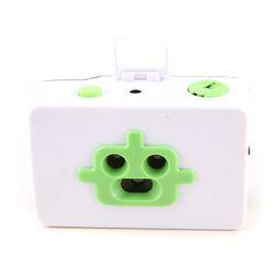 3렌즈 카메라 - GREEN