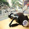 8760time Camera Strap (클래식 브라운)