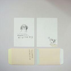Write a Letter-Little Dog
