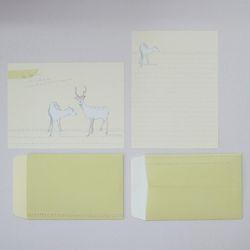 Write a Letter-Deer
