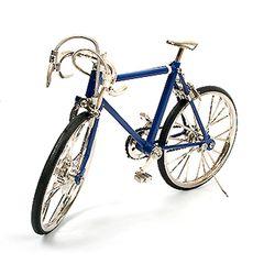 레이싱 자전거 미니어쳐 - 네이비
