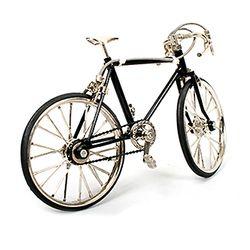 레이싱 자전거 미니어쳐 - 블랙