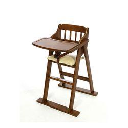 베이비캠프 유아 식탁의자-유러피안엔틱/아기식탁의자
