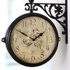 JB 올리브 엔틱 양면시계
