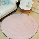 whipping cream rug-딸기우유