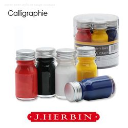 J.Herbin Calligraphie 전용 드로잉 5입 세트
