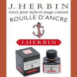 J.Herbin Rouille D ancre(No.58)