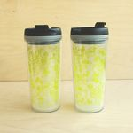 ECO TUMBLER-FOREST (lime)