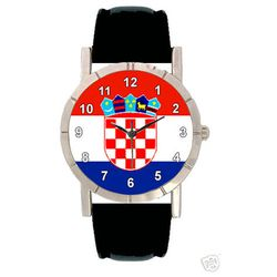 Flag Watch Croatia (크로아티아)
