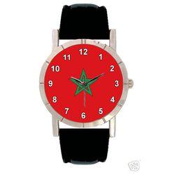 Flag Watch Morocco (모로코)