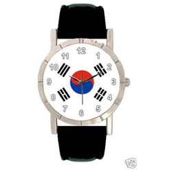Flag Genuine Leather Watch Collection