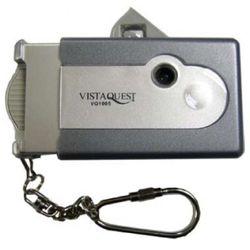 비스타퀘스트 디지털 토이카메라 VQ1005 블랙 (SD메모리사용)