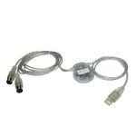 ICON MidiPort USB 미디인터페이스