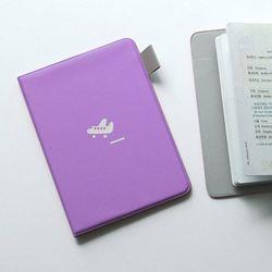 Passport Cover - lavender
