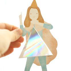 Prism - CARD (violet)