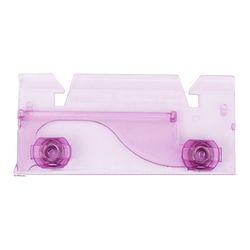 수업중 강의중 바로펀치 2공 - aqua purple