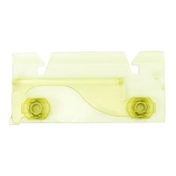수업중 강의중 바로펀치 2공 - aqua yellow