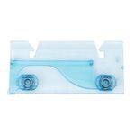 수업중 강의중 바로펀치 2공 - aqua blue