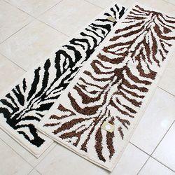 얼룩말 러그매트 (45x130)