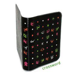 미니북 홀로그램커버-crossword