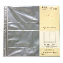 홀마크 Large Scrapbook refill 라지 스크랩북 포켓 리필지 - AR1911