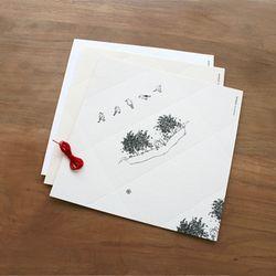 the letter-bird