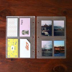 REFILL (mini+card)