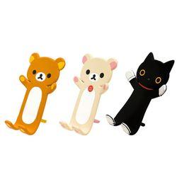 리락쿠마 스마트폰 스탠드 - 코리락쿠마 & 장화신은고양이