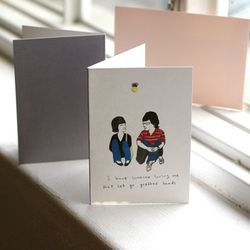 LUCY Card - couple