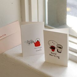 LUCY Card - Good morning