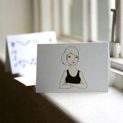 LUCY Card - her