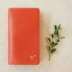 VG-SMART PHONE POCKET 1 -carrot left-hander