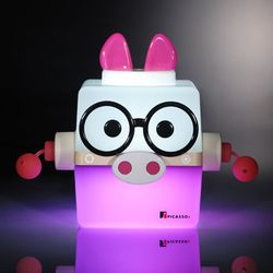 로봇조명 아이로 1SET형-돼지