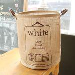 런더리 분리함(대)-White