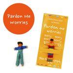 꼬마 전문가 걱정인형 Pardon me Worries
