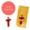 꼬마 전문가 걱정인형 Love Worries