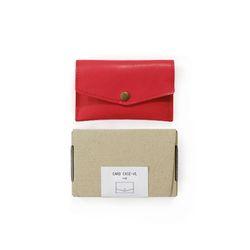 CARD CASE VL - red