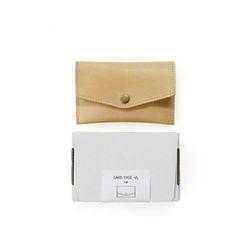 CARD CASE VL - tan