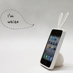 Rabito Bling Bling iPhone 4 White